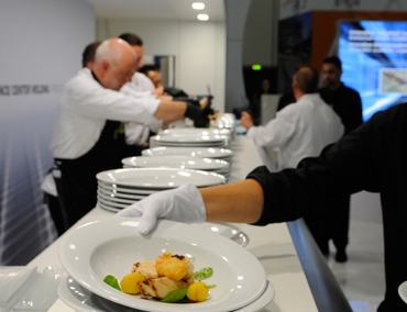 Catering in Berlin - Messe-Catering und Event-Catering