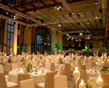 Eventlocation Ewerk Berlin