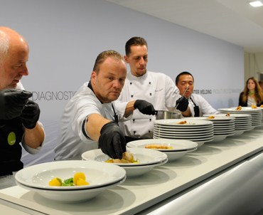 Innotrans Berlin - Messecatering 1