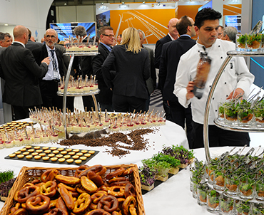 Innotrans Berlin - Messecatering 3