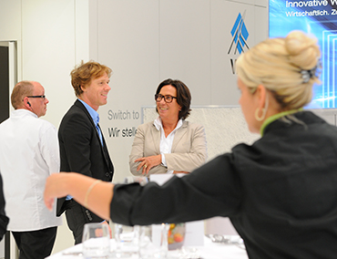 Projektmanagement Messe-Catering