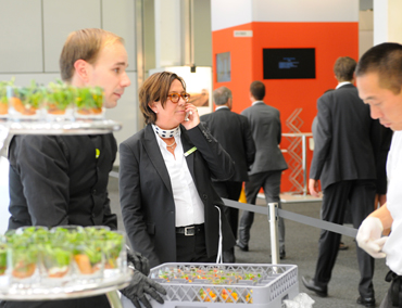 Projektmanagement Event-Catering