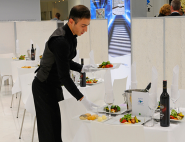 Messecatering - Messecatering Berlin