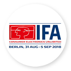 IFA Berlin Messecatering und Eventcatering 2018 in Berlin